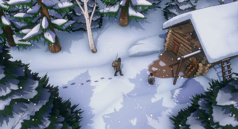 Dissident: Frostland Escape Is A Winter Themed Survival Adventure Headed To PC Next Year