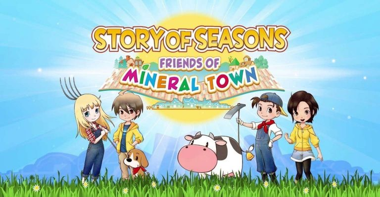 Story Of Seasons: Friends Of Mineral Town Update Now Available For Nintendo Switch