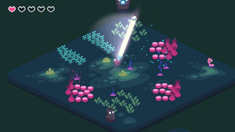 Slash Quest Is A Happy Sword Swinging Title Headed For Apple Arcade In The Fall