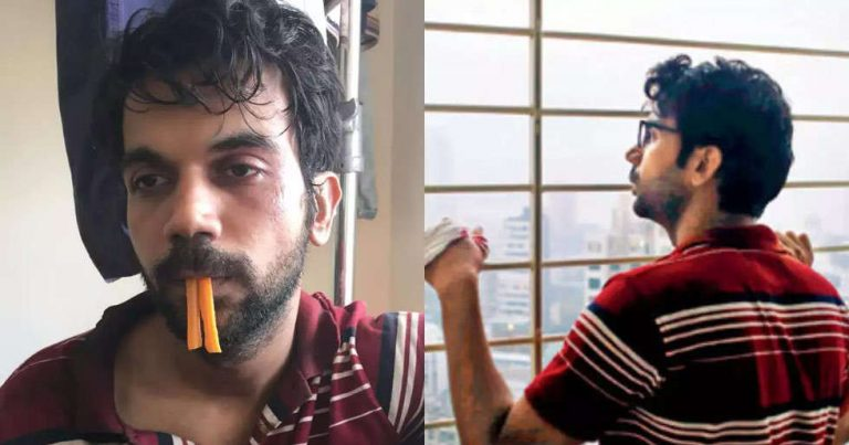 Hereâs how Rajkummar Rao lost 7kgs in 22 days for Trapped