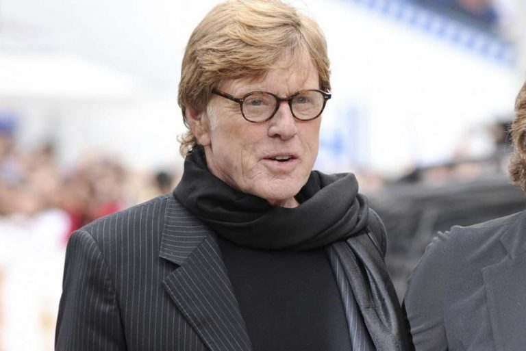 Robert Redford Reportedly Struggled Following The Death Of His Son