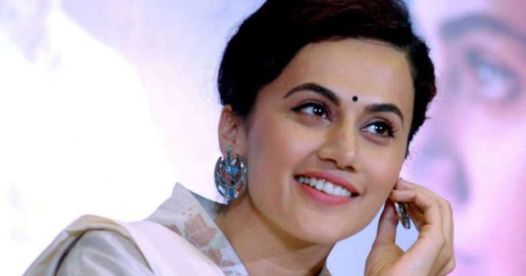 Taapsee Pannu opens up on her preparation for Rashmi Rocket