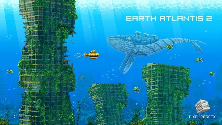 Earth Atlantis 2 Now In Development With First Screenshot Of Full Color Graphics