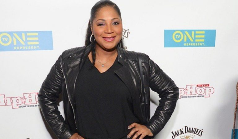 Traci Braxton Offers Support To Kamala Harris – See Her Post