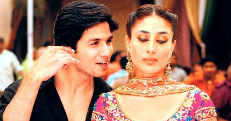 Kareena Kapoor Khan shares a picture with Shahid Kapoor on Jab We Metâs 13th anniversary
