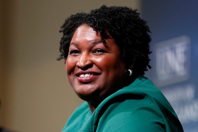 Stacey Abrams Addresses People's Concerns About Voting – See The Video