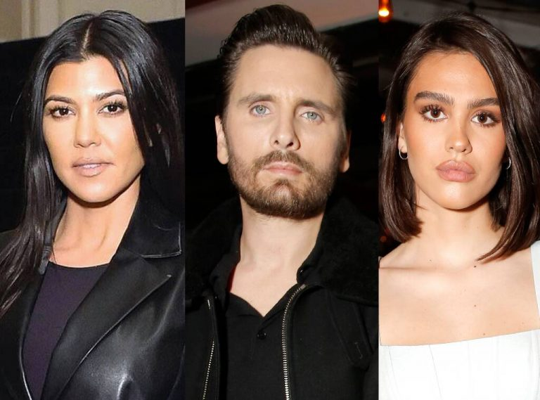 KUWTK: Kourtney Kardashian And Scott Disick – Here's How She Feels About Him Dating 19-Year-Old Amelia Hamlin!