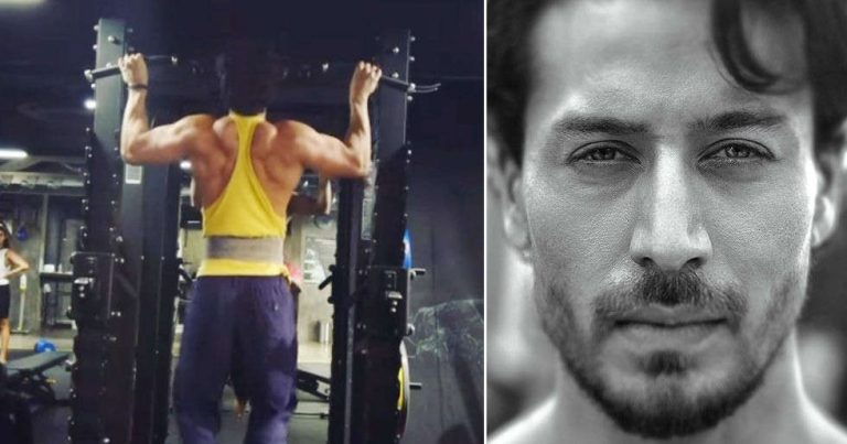 Tiger Shroffâs latest fitness video will motivate you to start things afresh