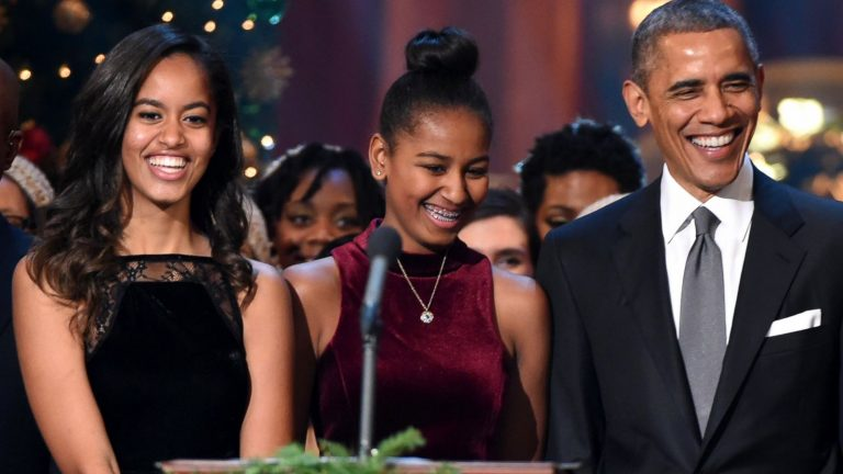 Barack Obama Shares How His Daughters Curate His Year-End Playlists!