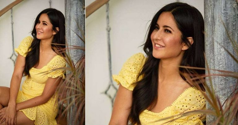 Katrina Kaif gives a glimpse of comprises of her Friday workout