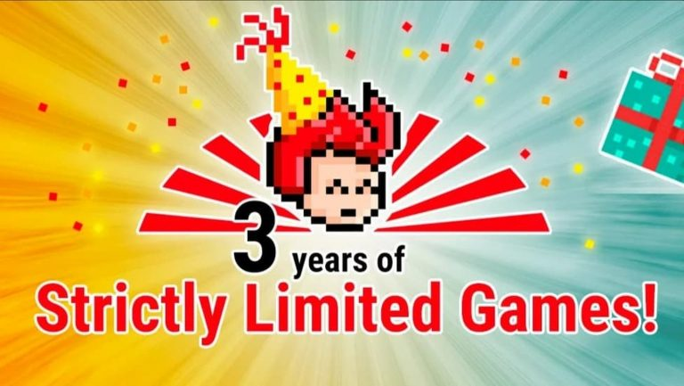 Strictly Limited Games Announces Three New Physical Game Preorders To Celebrate 3rd Anniversary