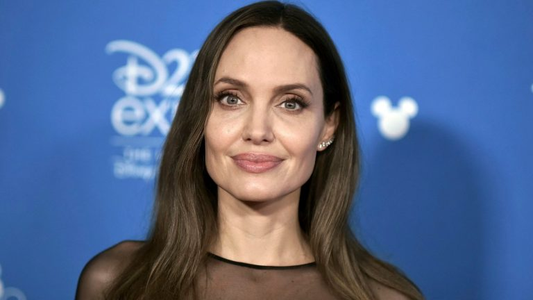 Angelina Jolie Says Her Children Would Never Even Let Her 'Touch' Their Phones!