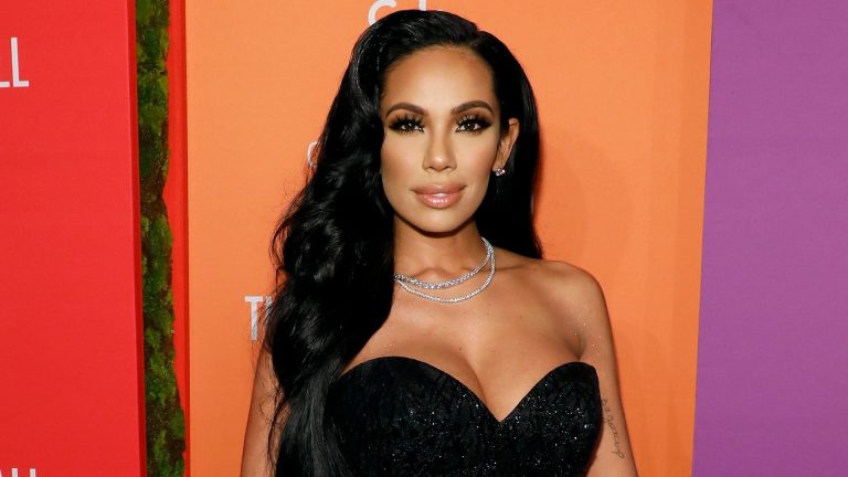 Erica Mena Reveals Fans What Gives Her 'Extra Battery' – Check Out The Video