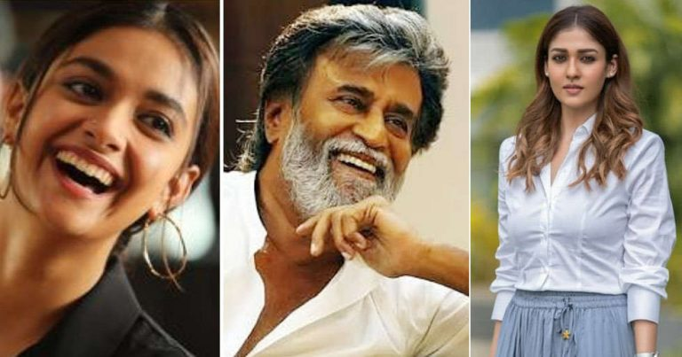 Rajnikanth resumes shooting for Annaatthe with Nayanthara and Keerthy Suresh