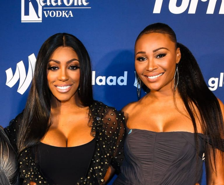 Porsha Williams Supports Cynthia Bailey's Message – See The Video