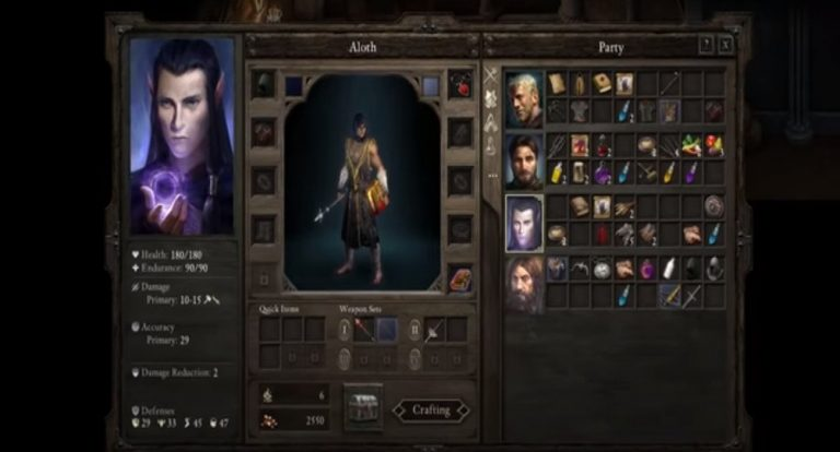 Pillars Of Eternity Will Be Free Next Week On The Epic Games Store
